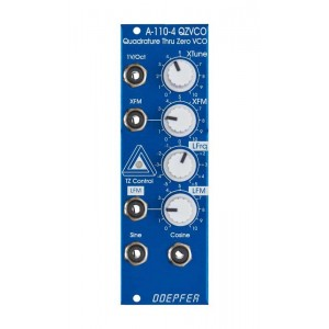 Doepfer A-110-4 Quadrature VCO Blue-White