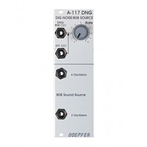 Doepfer A-117 Digital Noise / Rnd Clock / 808 Sound Source
