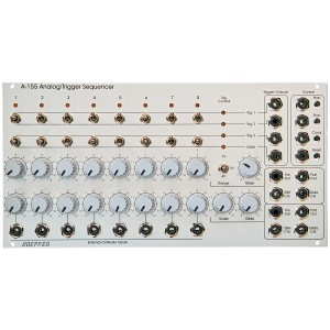 Doepfer A-155 Analog/Trigger Sequencer