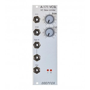 Doepfer A-171-2 Voltage Controlled Slew Limiter