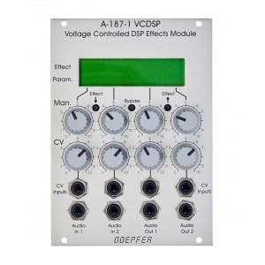 Doepfer A-187-1 Voltage Controlled DSP Effects