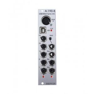 Doepfer A-190-8 USB/Midi-to-Sync Interface