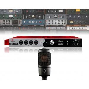 Antelope Audio ZEN STUDIO+ Red Edition + Edge Solo