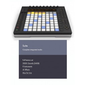 Ableton PUSH 2 LIVE 10 Suite Bundle