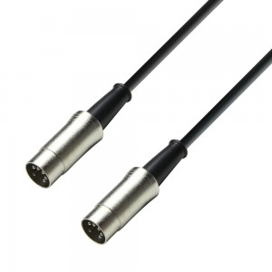 Adam Hall 3 STAR Cable MIDI 3m