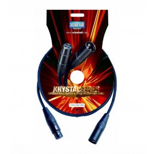 Adam Hall KRYSTAL Cable Micrófono XLRm/XLRf 2,5m