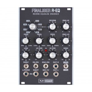 AJH Synth FINALISER R-EQ black