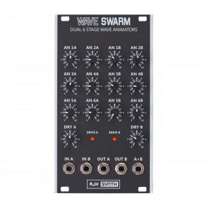 AJH Synth WaveSwarm black
