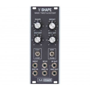 AJH Synth V-SHAPE black