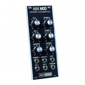AJH Synth MINIMOD VCA Black