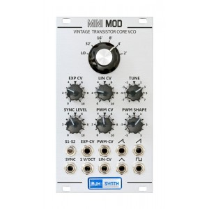 AJH Synth MINIMOD VCO Silver