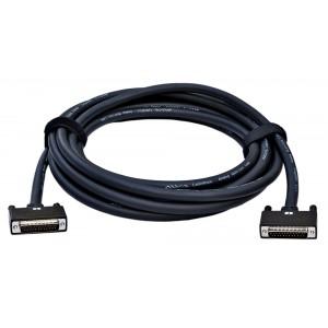 Alva Cable D-sub25 a D-sub25 1m