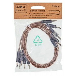 Cable Puppy 15 Brown