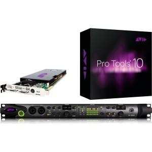 Avid Pro Tools HDX PCIe Card + Omni I/O