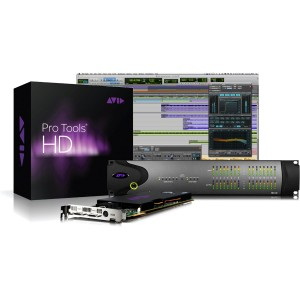 Avid Pro Tools HDX PCIe + HD I/O 16x16