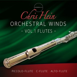 Best Service CHRIS HEIN WINDS Vol1 FLUTES DVD
