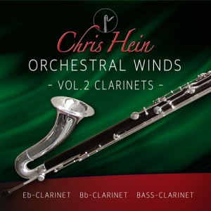 Best Service CHRIS HEIN WINDS Vol2 CLARINETS