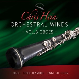 Best Service CHRIS HEIN WINDS Vol3 OBOES DVD