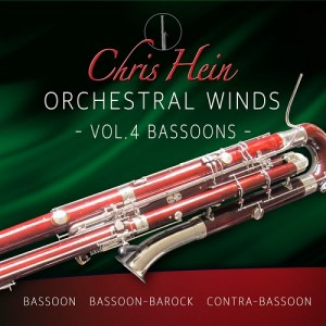 Best Service CHRIS HEIN WINDS Vol4 FAGOTS