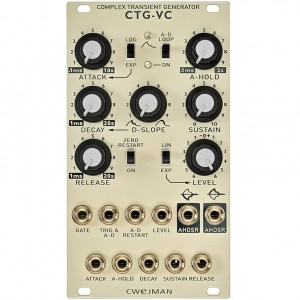Cwejman CTG-VC Transient Generator