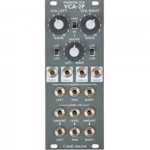 Cwejman VCA-2P Stereo-Panning-Amp