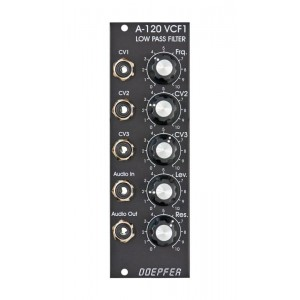 Doepfer A-120 Low Pass 1 Vintage Edition