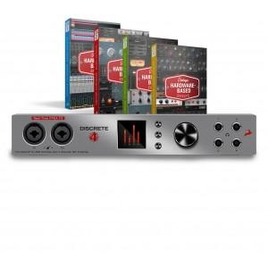 Antelope Audio DISCRETE 4 Premium FX Pack