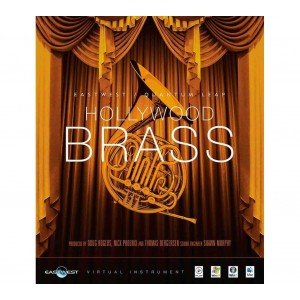 EastWest HOLLYWOOD ORCHESTRAL BRASS Gold