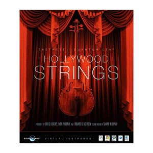 EastWest HOLLYWOOD ORCHESTRAL STRINGS Gold