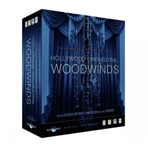 EastWest HOLLYWOOD ORCHESTRAL WOODWINDS Gold