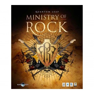 EastWest MINISTRY OF ROCK