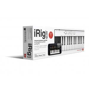 IK Multimedia IRIG KEYS Lighting