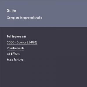 Ableton LIVE 10 SUITE Actualizacion desde LIVE Intro Descarga
