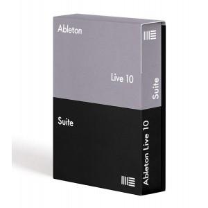 Ableton LIVE 10 SUITE Actualizacion desde LIVE LITE
