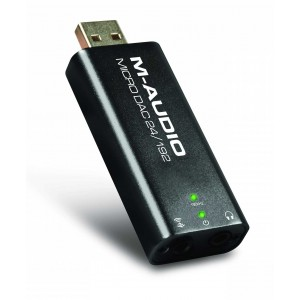 M-Audio MICRODAC 24/192
