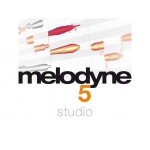 Celemony MELODYNE 5 STUDIO Upgrade Editor