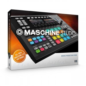 Native Instruments MASCHINE STUDIO + 5 Expansiones