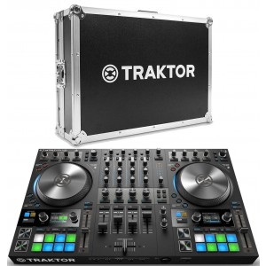 Native Instruments TRAKTOR KONTROL S4 MK3 + Flightcase