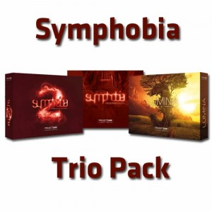 Project Sam SYMPHOBIA Trio Pack