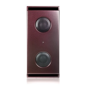 PSI Audio Sub A225M Red