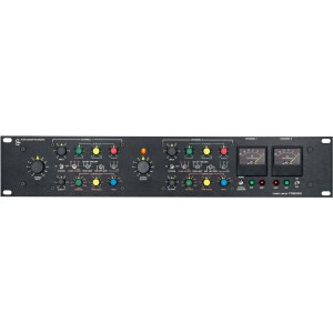 Q2 Audio ADR COMPEX F760-RS Stereo Dynamics Processor