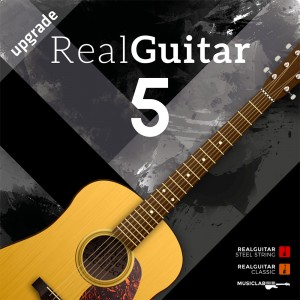 Musiclab REALGUITAR 5 Upgrade