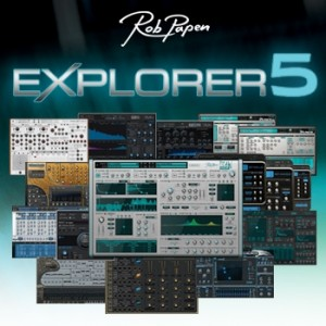 Rob Papen EXplorer 5 Crossgrade Single