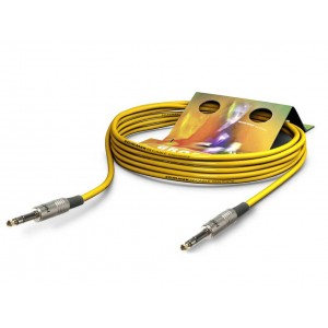 Sommer Cable SG2S Jack - Jack 0,5m Yellow
