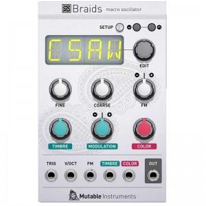 Softube Mutable Instruments BRAIDS
