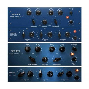 Softube TUBE TECH EQUALIZER COLLECTION