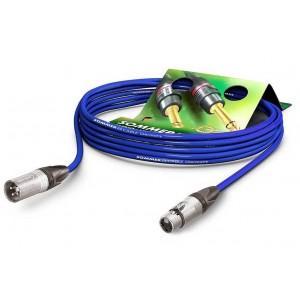 Sommer Cable PRIMUS XLR - XLR 1m blue