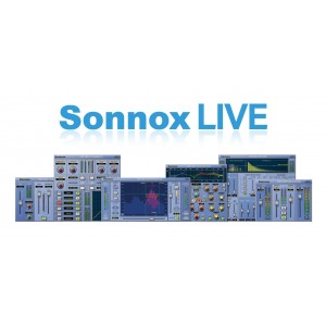 Sonnox LIVE TDM & AAX DSP