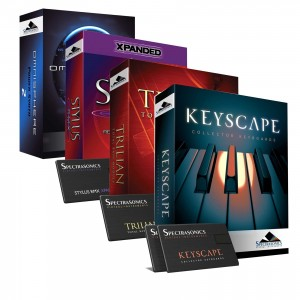 Spectrasonics QUARTET Bundle