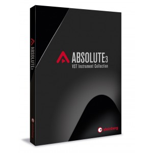Steinberg ABSOLUTE 3 VST Collection